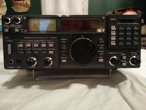 ICOM R7000 For Sale
